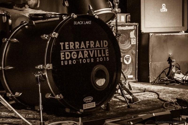 Live: Terrafraid (SCO), Edgarville (GB), Sherpa (SH); Afterparty: DJs Boom di Ting, Hals über Kopf