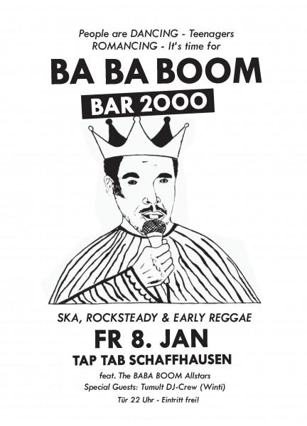 Ba Ba Boom Allstar DJs & Tumult DJ-Crew