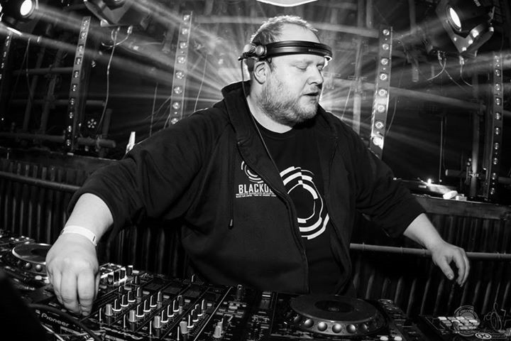 DJs Advertblaster (Xenocracy), Buko, EMP, Cmos