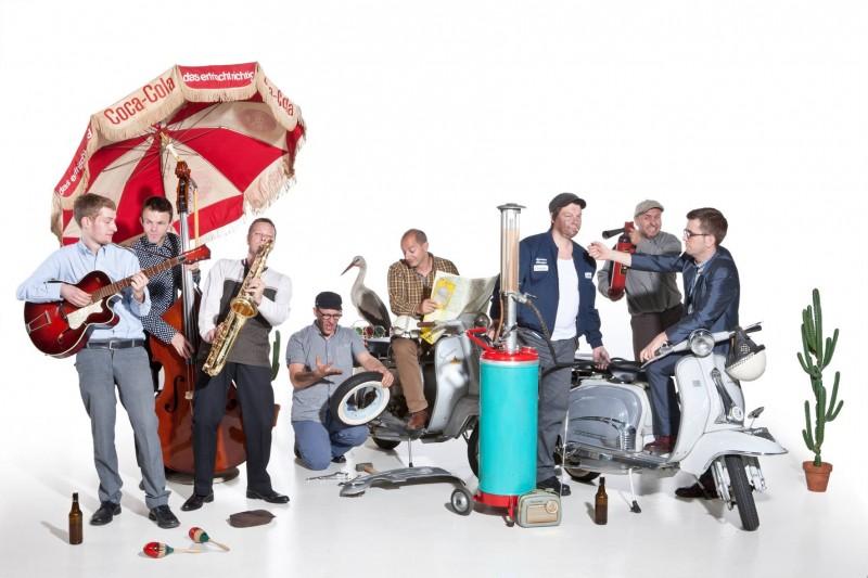 Kalles Kaviar (BL), Betty Tuesday & The Fat Kitties (ZH), DJ Doublechin