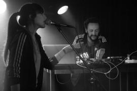 Live: Berg & Berg (BE); Support: DJs Tabis (BS/SH) und Nora Bauke (BE)