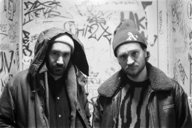 DJs Goldfinger Brothers (BS), Curtis Bleu & L. Testify