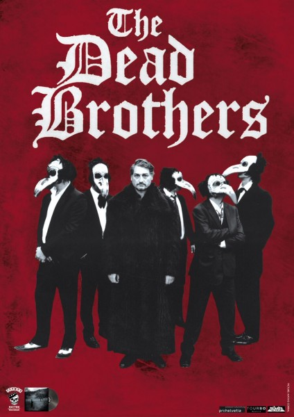 The Dead Brothers (CH), DJ Positive