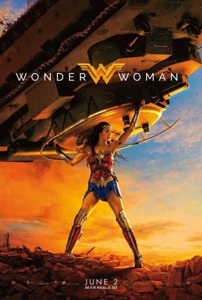 Crashkurs Selbstbehauptung & Kampfesspiele für Frauen, Filmvorführung «Wonder Woman» (R: Patty Jenkins/USA, 2017), DJ Salomé Jaquet