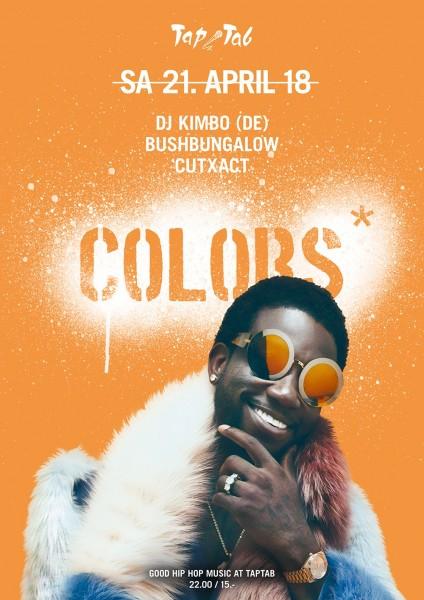 DJs Kimbo (D), CutXact, BushBungalow