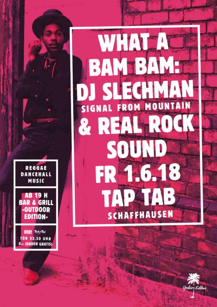 feat. DJ Slechman (Signal From Mountain, GR) & Real Rock Sound (SH)