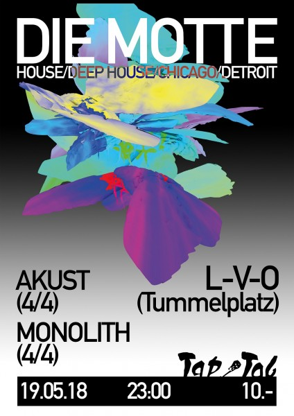 DJs Monolith, Akust, L-V-O