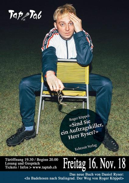 Das neue Buch von Daniel Ryser