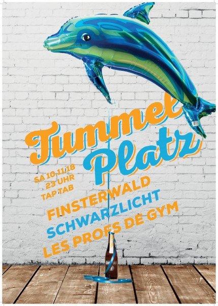 feat. Finsterwald, Schwarzlicht, Les Profs De Gym