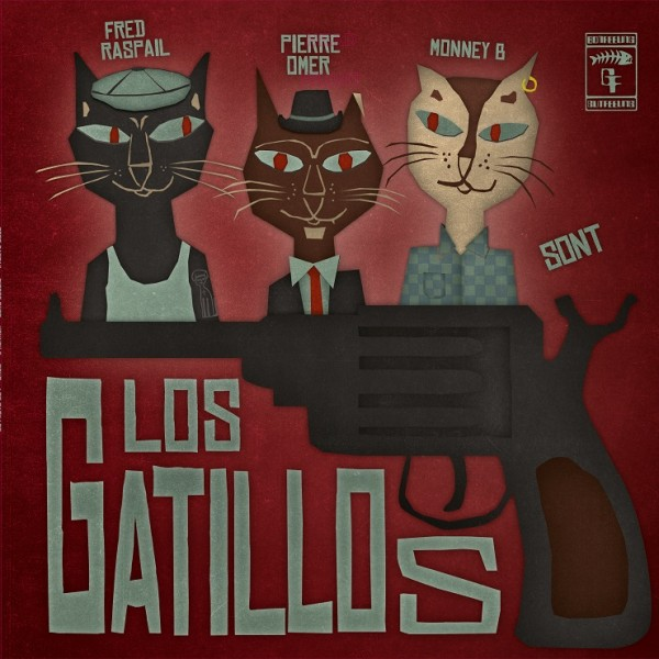 Los Gatillos (CH), DJs Röne, Positive & Brown Eyed Freddy