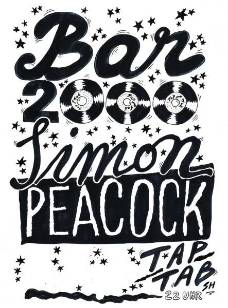 DJ Simon Peacock