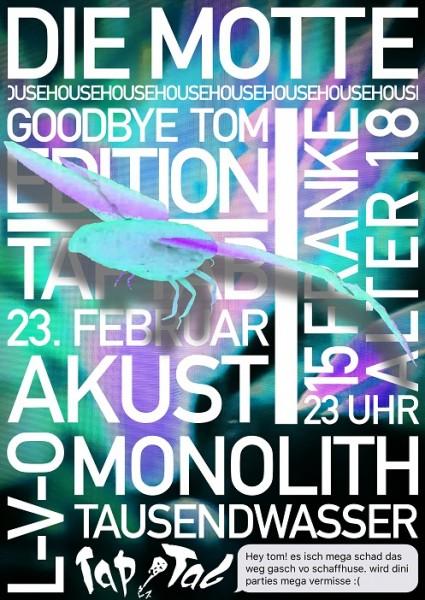 DJs Akust, Monolith, L-V-O, Tausendwasser