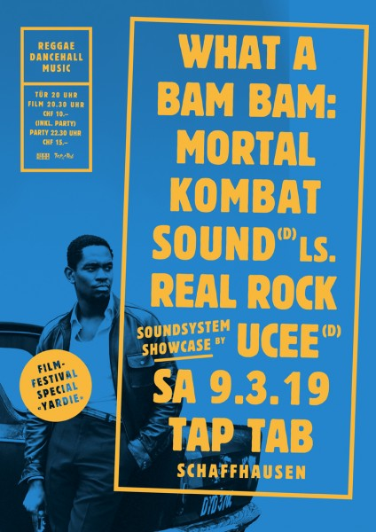 Mortal Kombat Sound (D) ls. Real Rock Sound, Soundsystem Showcase by UCee (D)