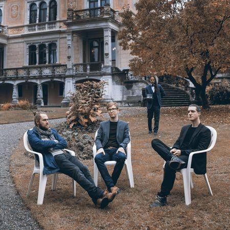 Raphael Jost Standards Trio (CH), DJ Doublechin