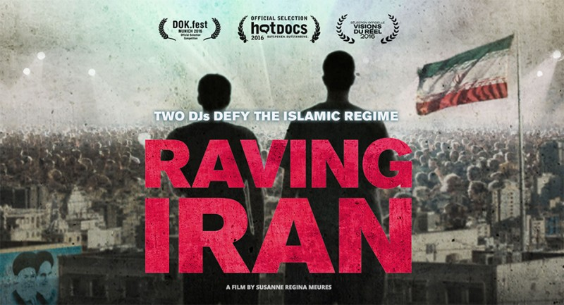 «Raving Iran» (R: Susanne Regina Meures), CH 2016)