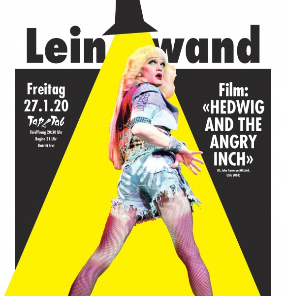 «Hedwig and the Angry Inch» (R: John Cameron Mitchell, USA 2001)