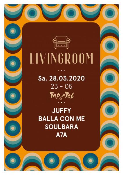 ABGESAGT! DJs Juffy, Balla Con Me, Soulbara, A7A